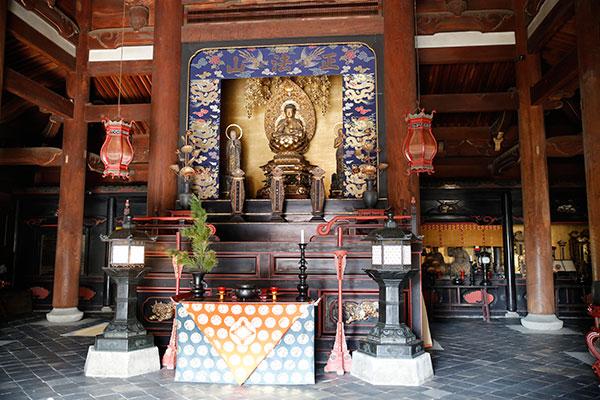 仏殿 | 参拝・拝観 | 境内のご案...